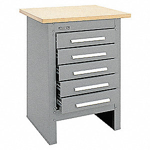 TOOL STAND GRY 26IN 5DRW BBSLIDE