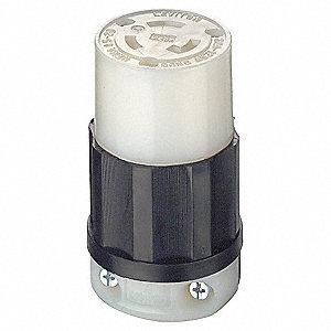 CONNECTOR LOCKING 3W 2P 20A 125V