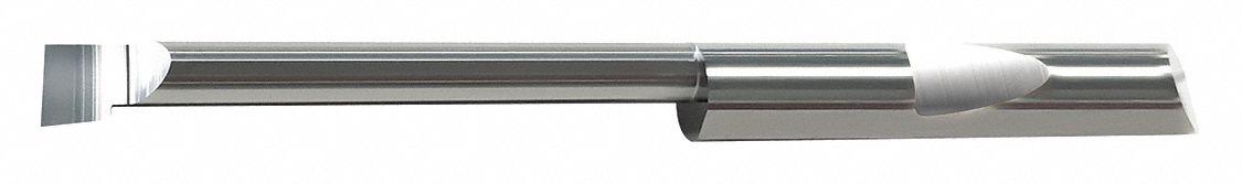 Micro 100 3.000 UnCoated Right Hand Quick Change Boring Tool.230 Bore Dia 1.50 Bore Depth QBM-2301500