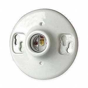 LAMPHOLDER PRCLN MEDIUM 660W 250V