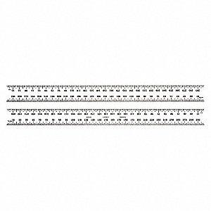 RULE-SPR TEMP           1/2MMX300MM