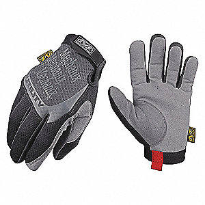 GLOVES MECHANIX UTILITY BLK SML/8
