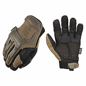 GLOVES,M-PACT,COYOTE,LG