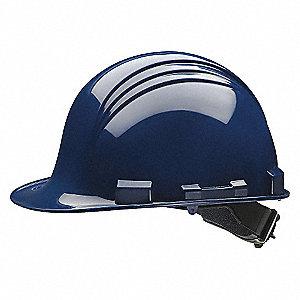 HARD HAT 6PT RATCHET NAVY BLUE
