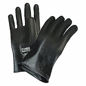GLOVES BUTYL 16MIL 11IN SZ 10