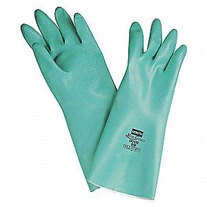 GLOVES NITRI-GUARD NITRILE 15MIL