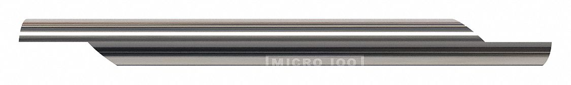 Fractional Inch Carbide Round Blank 4 Overall Length 1//4