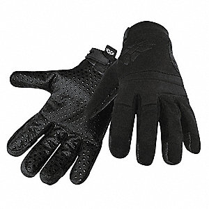 Cut Resistant Gloves,Black,M,PR