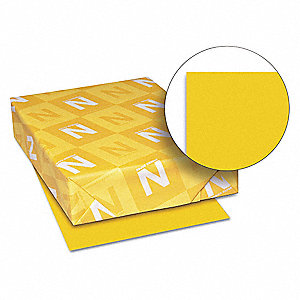 Multi Paper,8-1/2 x 11 In,Gold,PK500