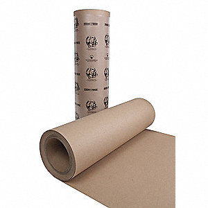 "Floor Protection Board, 100 ft. Length x 38""Width, Non-Adhesive Backing"