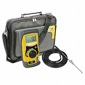 Portable Combustion Meter,CO,CO2
