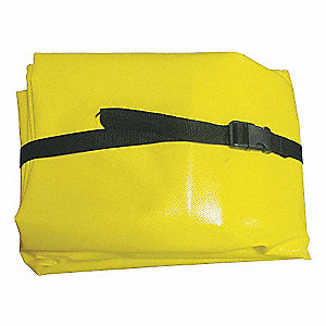 Collapsible Wall Containment Berm,79 gal