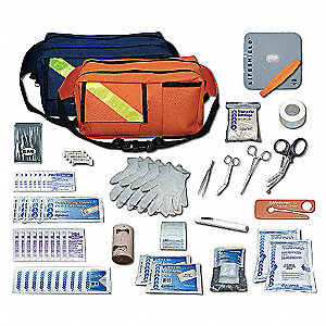 Emergency Medical Kit,Orange