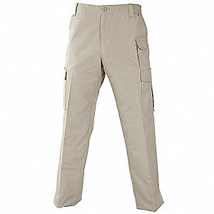 Tactical Trouser,Khaki,Size 30X34,PR