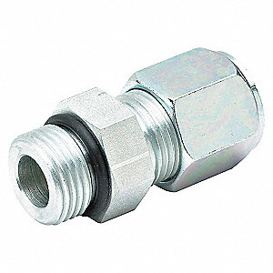 STRAIGHT THREAD CONNECTOR