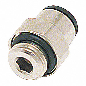 CONNECTOR MALE 6MM X M5