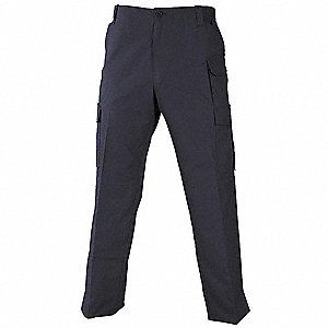 Tactical Trouser,LAPD Navy,Size 42X32,PR