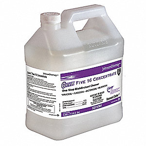 1.5 gal. Cleaner and Disinfectant, 2 PK