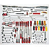 MAINTENANCE SET 140PC STARTER W/BOX