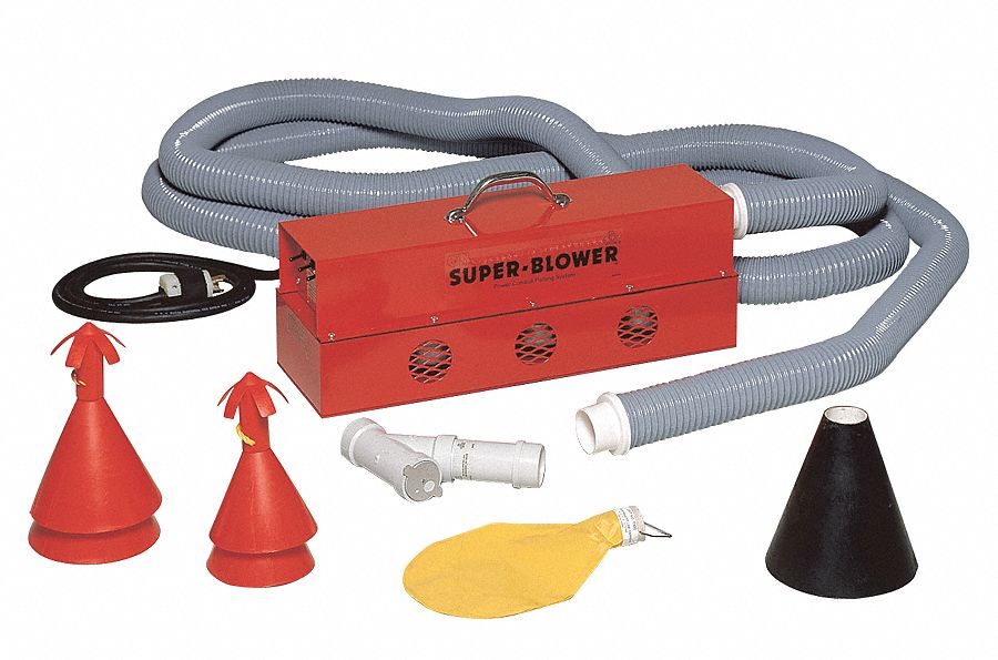 Vacuum & Blower Fishing Systems