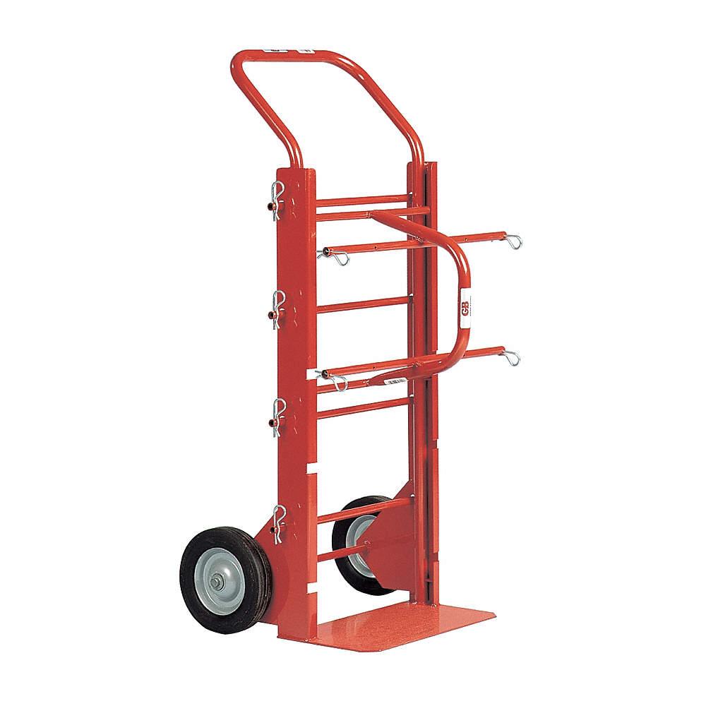 GARDNER BENDER Wire Spool Cart,43 x16 x22 In,4 Spindles - 15V949|WSP ...