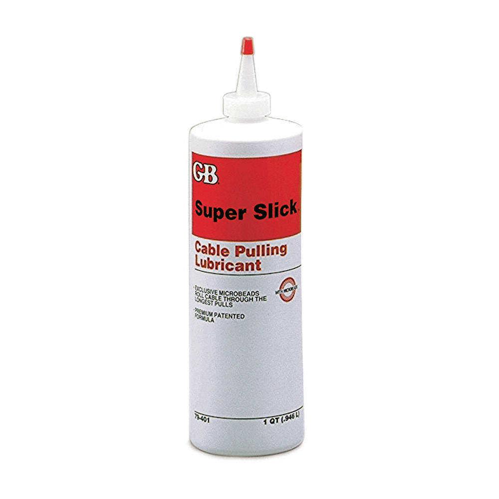 GARDNER BENDER Cable and Wire Pulling Lubricant, 1 qt. Squeeze ...