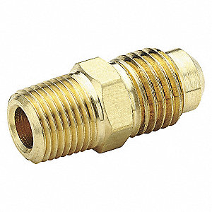 BRASS CONNECTOR 1/4-1/8