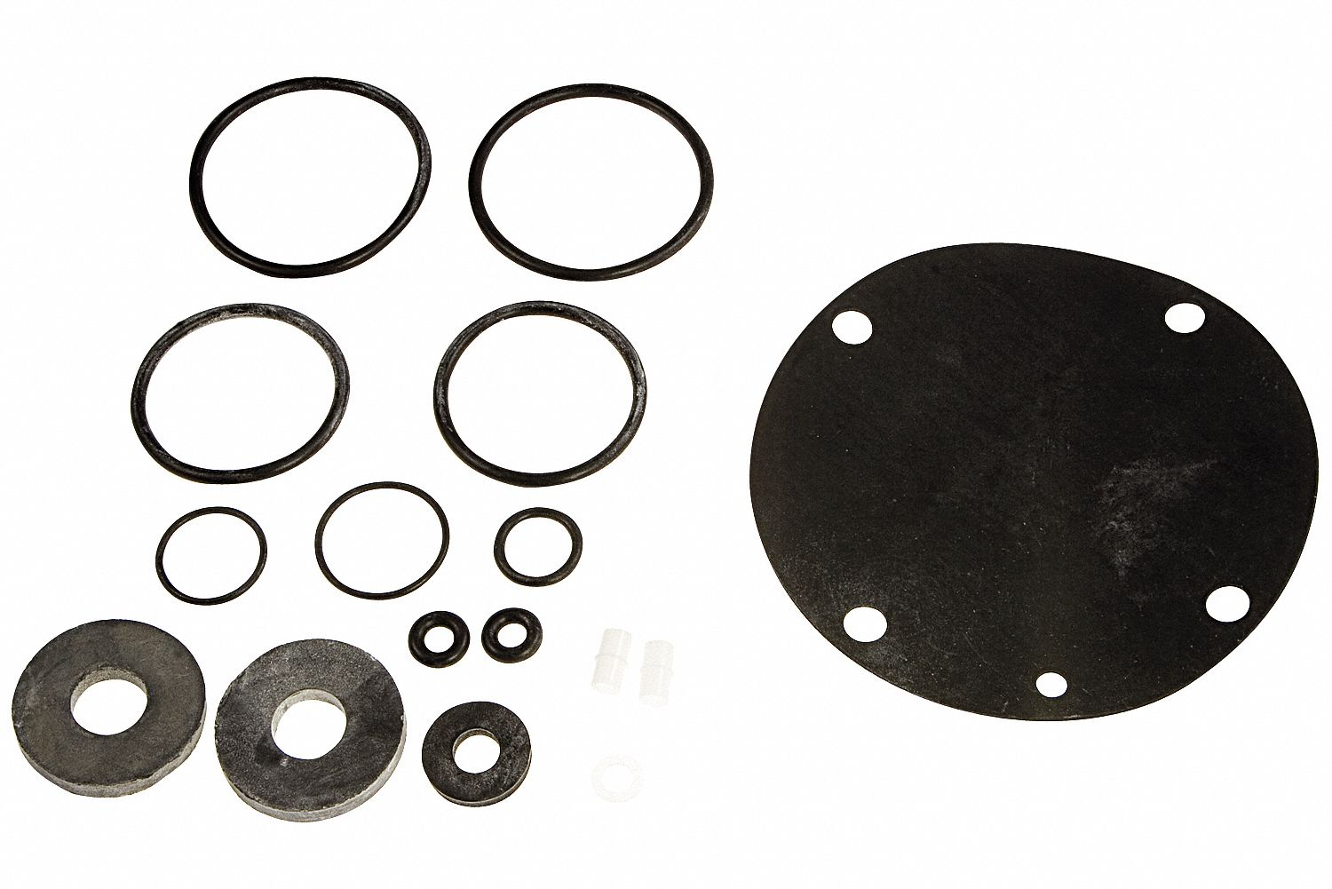 Rubber Parts Kit, For Use With Febco Backflow, 3/4 to 1 in