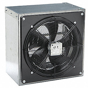 Cabinet Exhaust Fan,14 In,1839 CFM