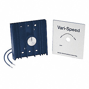 Speed Control,115V,15 Amp