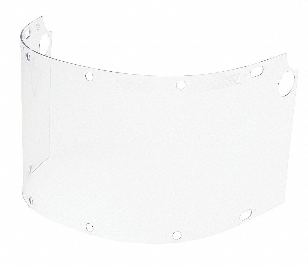 Faceshield Window,  For Use With FM400 and FM500DCCL Series