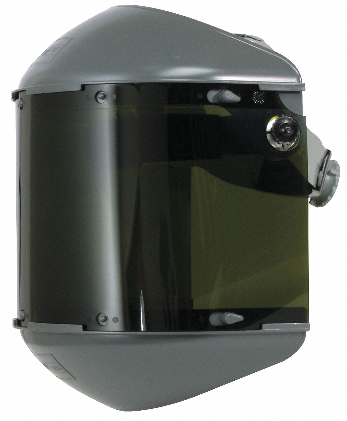 Reusable,  Arc Flash Faceshield Assembly