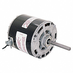 MTR,SH POLE,1/8HP,1550 RPM,230V,42Y