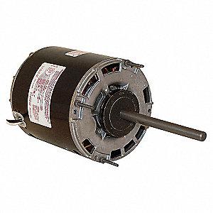MOTOR,PSC,1/8 HP,1075 RPM,115V,42Y