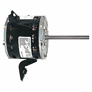 MOTOR,PSC,1/6 HP,1075 RPM,115V,48Y