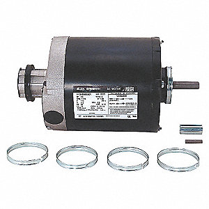MOTOR,SPLIT PH,1/2 HP,1725,115V,48
