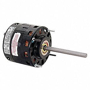 MOTOR,PSC,1/5 HP,1075 RPM,230V,42Y