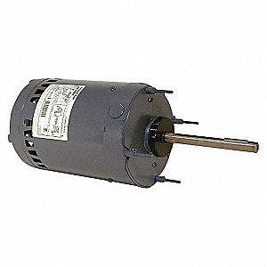 CONDENSER FAN MOTOR,1 HP,1075 RPM