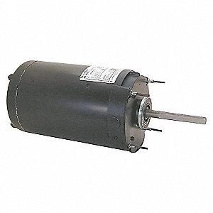 CONDENSER FAN MOTOR,1-1/2HP,1075RPM
