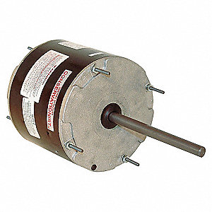 CONDENSER FAN MOTOR,1/4 HP,1075 RPM