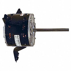 MOTOR,PSC,3/4 HP,1075 RPM,115V,48Y,