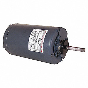 CONDENSER FAN MOTOR,2 HP,1140 RPM