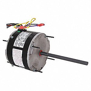 CONDENSER FAN MOTOR,1/6TO1/3HP,1075