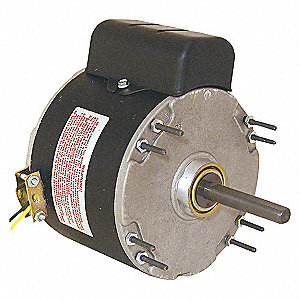 UNIT HEATER MOTOR,1/6 HP,1075,115 V