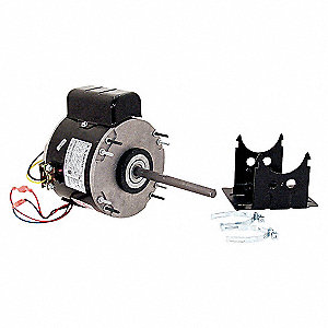 UNIT HEATER MOTOR,1/4 HP,1075,115 V