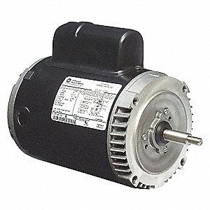 PUMP MOTOR,CSCR,1.5 HP,3450,115/230