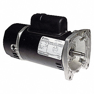 PUMP MOTOR,1 1/2 HP,3450,230 V,56Y