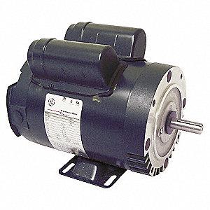 PUMP MOTOR,3 HP,3450 RPM,208-230 V