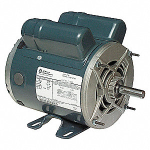 INST REV MOTOR,1/2 HP,1725 115/230