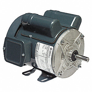 INST REV MOTOR,3/4 HP,1725 115/230